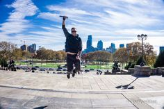 Rocky steps in Philadelphia jump for joy! Love traveling #rocky #rockysteps #philadelphia #usa #travel #jump #traveling #skyline #view #explore #fall #sky #happy #travels #wanderlust #backpacking #travelgram #picoftheday #inspiration #instagram #instadaily #livetravelchannel #dailyescape by thewandelaar