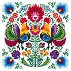 Ethnic Motifs - Coricamo - Welcome to Cross Stitching, free cross stitch pattern, needlepoint, beading, soutache, mouline, tapestry, embroidery, chart