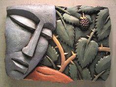 Steve Gardner: Ceramic Wall Art