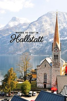 Venture to Austria's charming countryside to have a little holiday in Hallstatt, a gorgeous storybook town surrounded by the most amazing natural landscape. If you're planning a trip soon, here's where to stay in Hallstatt. #travel #traveltips #europe #austria #hallstatt #hotel #holiday #littleholidays #travelblog
