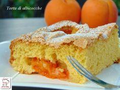 Torta di albicocche | Sweet home kitchen