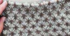 Knitting Basics, Knitting Charts, Knitting Patterns, Crochet Patterns, Knitting Stitches, Crochet Chart, Crochet Lace, Diy And Crafts, Arts And Crafts