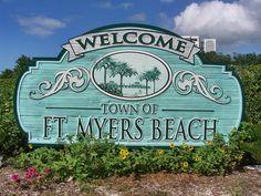 ft myers beach sites