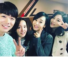 Eric Nam with Younha & Ailee
