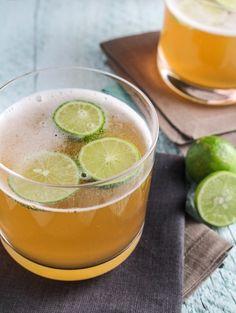 Captain's Lime Shandy | 17 Refreshing Beer Cocktails You Need In Your Life