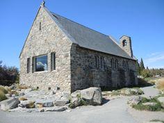 The Church of good shepherd by takatoko