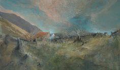 malcolm edwards artist | Malcolm Edwards - Welsh Art - Ffin y Parc Gallery