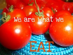 We are what we Eat: interesting intersections between nutrition and biology