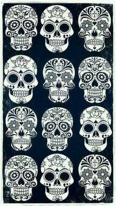 Skull wallpaper 1 pinterest skull wallpaper wallpaper and inspiring image dark skull wallpaper by missdior resolution find the image to your taste voltagebd Image collections
