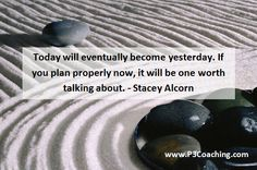 Today Will Become Yesterday