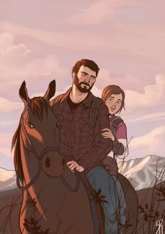 The Last of Us: Fall- So cute :).  My favorite part! Fall that is!