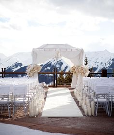 20 lugares com paisagens deslumbrantes para você se casar