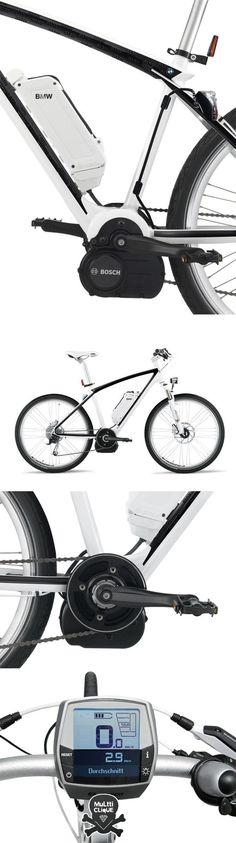 BMW Cruze e-Bike want more? visit - http://themotolovers.com