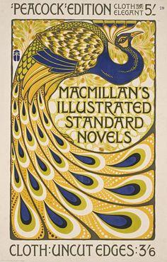 Shop Art Nouveau Postcard: Peacock Illustration Postcard created by VintageCabaret. Illustration Art Nouveau, Art Nouveau Poster, Design Art Nouveau, Art Deco, Art Vintage, Vintage Posters, Peacock Art, Peacock Painting, Faux Painting