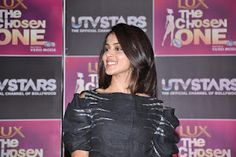 Genelia Desouza at UTV Stars Lux The Chosen One . | Bollywood Cleavage