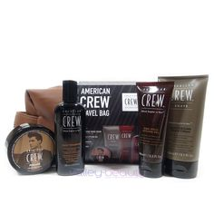American Crew Holiday Dopp Bag Shampoo and Conditioner Travel Kit *** You can get more details here(This is an affiliate link and I receive a commission for the sales) #TravelHaircare