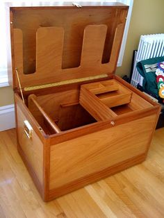Tack Trunk completed -- Thanks For the Help