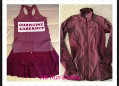 Possible wine run outfit