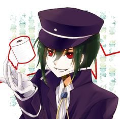You are a roll of toilet paper - Ayato Naoi