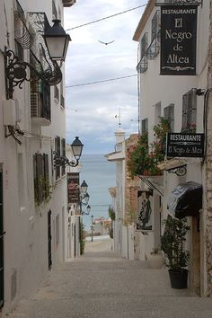 Altea, Valencia, Spain