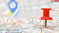 Local SEO Company | Local SEO Service Provider in India SAM WEB SOLUTION is one of a Leading Digital Marketing Company in India. We Offer a first class Local SEO Service to our clients from the hands of professional Digital Marketers.  More Information  Mail to: - sales@samwebsolution.com Visit: - http://www.samwebsolution.com/digital-marketing/local-seo-services.php