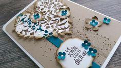 Geburtstag - Karte, Hochzeit, Geburtstag, Einladung, Danke, Neu - ein Designerstück von Mein-Kreativpoint bei DaWanda