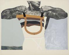 Adonis in Y Fronts by Richard Hamilton, 1963 via Vestoj