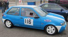 1994 Ford Fiesta Si (D)