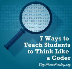 think like a coder
