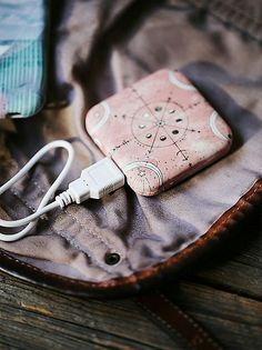 great stocking stuffer for the tech lover - portable power charger rstyle. Tech Gadgets, Cool Gadgets, Accessoires Ipad, Batterie Portable, Cute Headphones, Power To The People, Portable Charger, Tech Gifts, Iphone Accessories