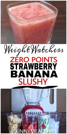 Should We Eat Banana During Weight Loss - Weight watchers - Smoothie Weight Watcher Smoothies, Weight Watchers Diet, Weight Watchers Desserts, Ww Desserts, Weight Watchers Shakes, Dessert Recipes, Drink Recipes, Cake Recipes, Best Diet Drinks