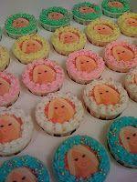 CAKE CUPBOARD: Barbie Cupcakes