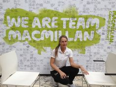 London Marathon for Macmillan