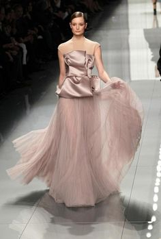 Christian Dior al Paris Fashion Week A/I 2012 2013