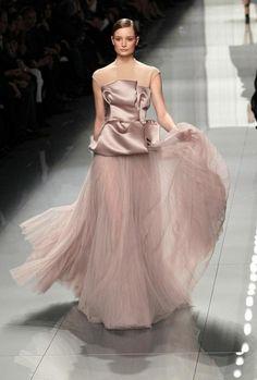 Christian Dior al Paris Fashion Week A/I 2012 2013