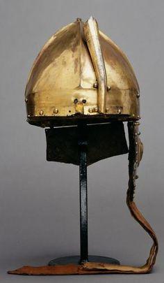 Turkish helm, circa 1550