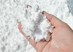 Pin for Later: 23 Fun Ways For Frozen Fans to Get Crafty Erupting Snow Recipe Who says that it has to be Winter for it to snow? Source: Growing a Jeweled Rose Wedding Crafts, Diy Wedding, Rose Wedding, Erupting Snow, Disney Frozen Crafts, Snow Recipe, Christmas Crafts, Christmas Decorations, Christmas Items