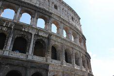 Colosseo - Colosseum - Roma - Rome - Italia - Italy | Travel Inspiration | Pitsiniekka Italy Travel, Rome, Travel Inspiration, Travel Destinations, Louvre, Italia, Road Trip Destinations, Destinations, Italy Destinations