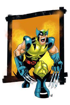 Wolverine, Batman, Superhero, My Style, Fictional Characters, Art, Art Background, Kunst, Performing Arts