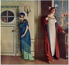 Pinner wrote: 1910s Fashion – The World's First Fashion Photo shoot ! Some images in color! Photographer - Edward Steichen Designer -Paul-Poiret
