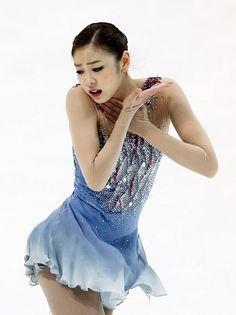 20130105 Korea Figure Skating Championship, Kiss of the Vampire -11 @yunaaaa #YunaKIM