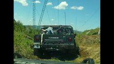 4X4 OFF ROAD OVERLAND Adventure - Hummer 4x4 Off Road Dash CAM in Lauren...