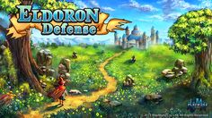 Eldoron Defense, our new strategic-action-defense game will be available exclusively on the App Store (Thailand) for iPhone, iPod Touch and iPad soon #EldoronDefense