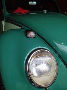 Volkswagen, Convertible, Pastel, Van, It Is Finished, Norway, Green, Facebook, Color