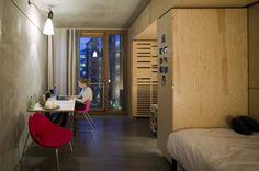 The rooms | Tietgenkollegiet