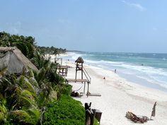 Tulum, einst das Zentrum der Backpacker Scene an der Riviera Maya, wird heute längst nicht mehr nur von Backpackern besucht. Dennoch hat es sich seinen ganz be