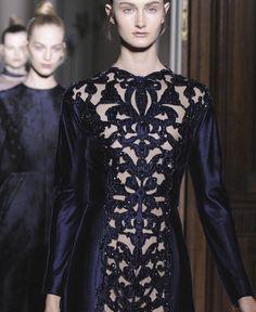 mackenzie drazan closing valentino haute couture autumn/winter 2012-2013