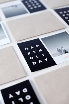 love this holiday card // emmadime