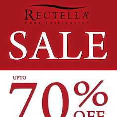 Rectella - SALE NOW ON at Clacton Factory Outlet!