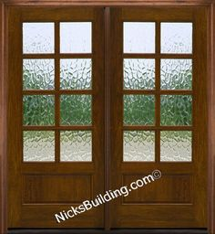 Rustic Style Double Entry Doors Of 300 Fully Pre Hung Exterior Double Door When